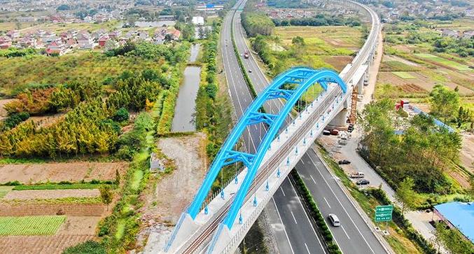 宁启铁路二期12月28日具备开通条件 1月5日正式通车