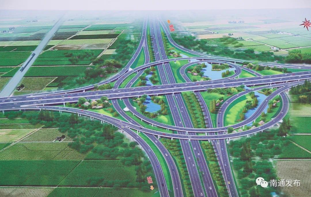 总投资约149亿元!南通绕城高速传来好消息!